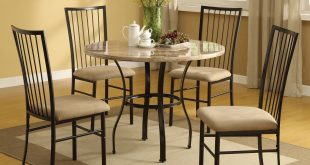 Best ACME Furniture Darell 5 Piece Dining Set 5 piece dining set