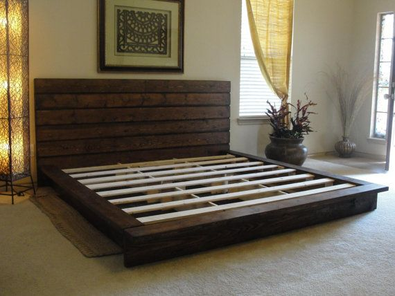 Amazing 15+ best ideas about King Size Platform Bed on Pinterest | King king size platform bed