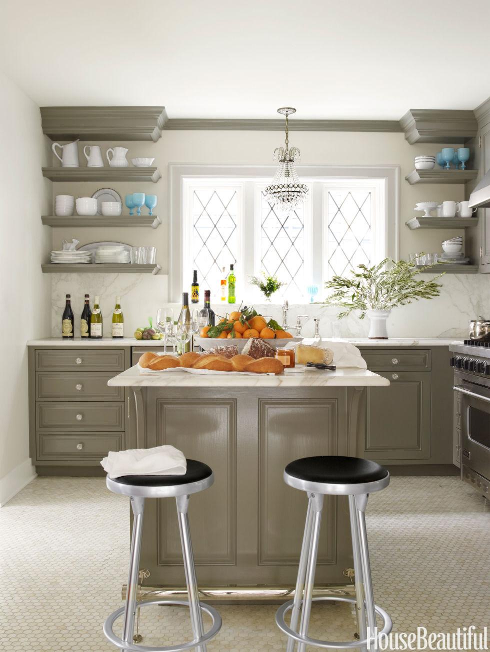 Amazing 20+ Best Kitchen Paint Colors - Ideas for Popular Kitchen Colors kitchen cabinet paint color ideas