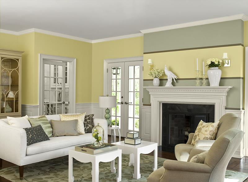 Amazing 23 Living Room Color Scheme Ideas-3 living room color schemes