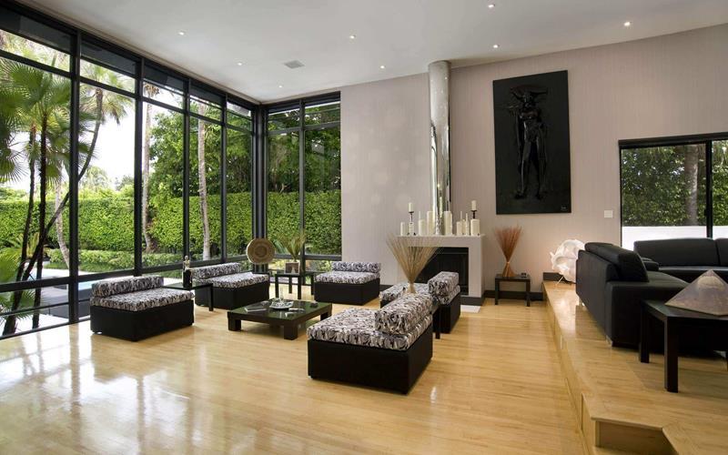 Amazing 24 Elegant Living Room Designs-1 elegant modern living rooms