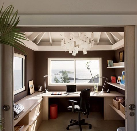 Amazing 25+ best ideas about Small Home Offices on Pinterest | Small home office small home office design