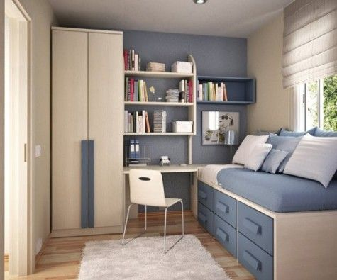 Amazing 25+ best ideas about Small Modern Bedroom on Pinterest | Modern bedrooms, Modern modern bedroom designs for small rooms