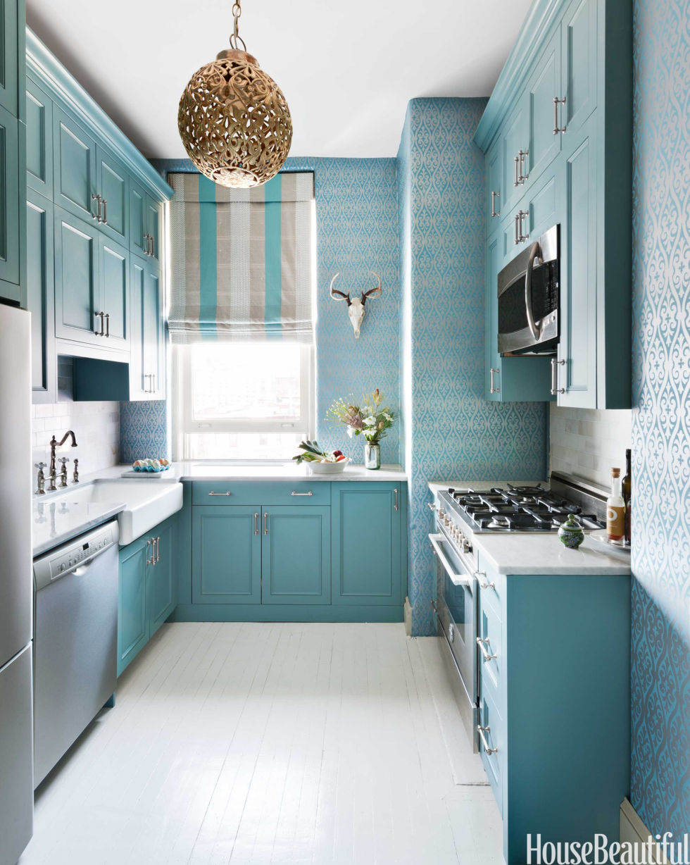 Amazing 25 Best Small Kitchen Design Ideas - Decorating Solutions for Small Kitchens kitchen ideas for small kitchens