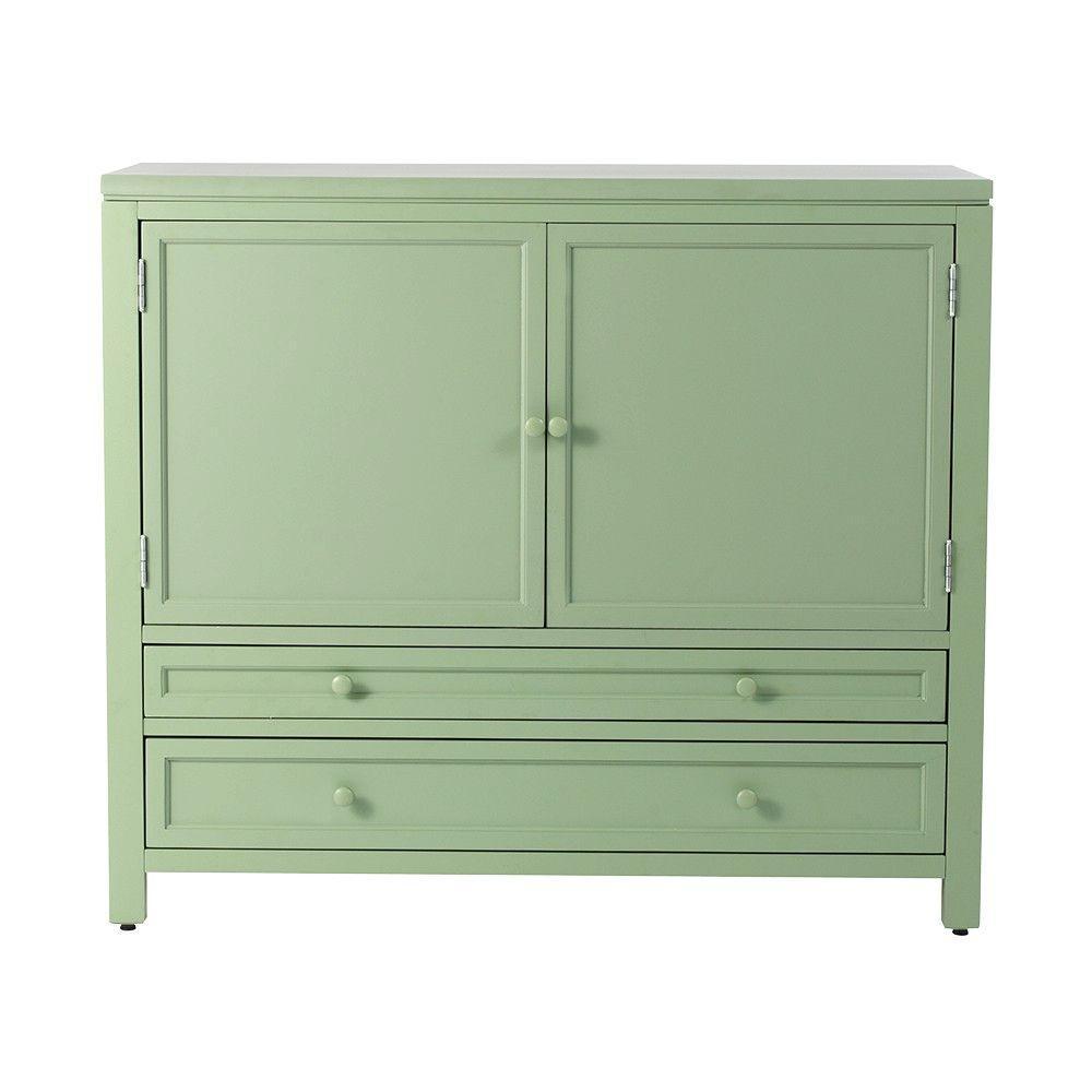 Amazing 42 in. Wood Craft Space Storage Cabinet ... craft storage furniture