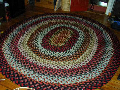 Amazing 9u0027 X 12u0027 Oval Braided Rug.  oval braided rugs