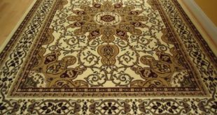 Amazing Amazon.com: Ivory Persian Style Rug Oriental Rugs Living Room Carpet Area  5x8 traditional oriental rugs