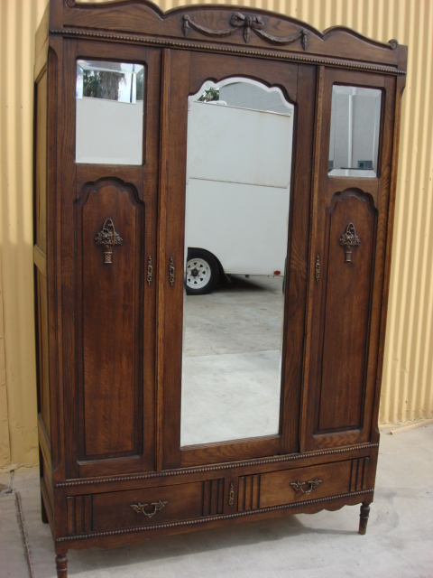Amazing Antique Armoire Antique wardrobe French Antique Furniture antique wardrobe with mirror