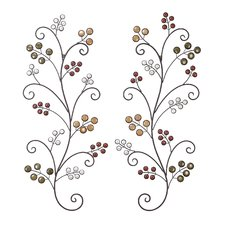Amazing Brown Metal Wall Décor metal wall decorations