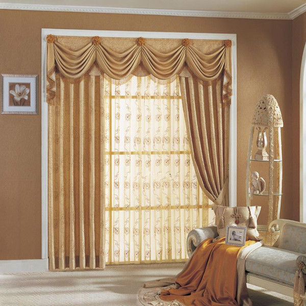 Amazing curtains with valance pelmet : blackout curtain with new design valance  curtain curtain pelmets and valances