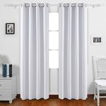 White curtains design for your home