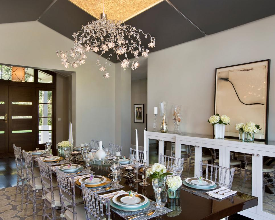 Amazing Dining Room Lighting Designs 9 Photos dining room design ideas
