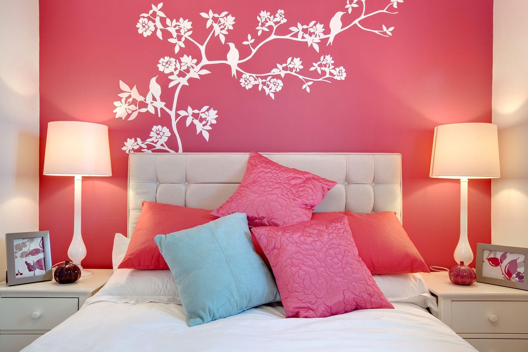 Amazing Easy Wall Paint Ideas Diy Painting Home Decor To Bedroom wall painting ideas for bedroom