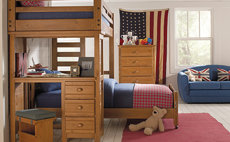 Amazing Full Bedrooms · Boys Bunks Bedrooms boys bedroom furniture