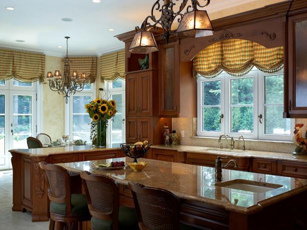 Amazing harbinger_meirikitchen012_s4x3 custom kitchen window treatments