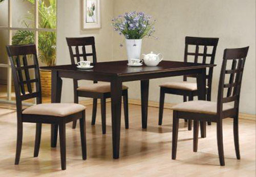 Amazing Kitchen Table Sets 4 Chairs Chairs Youll Love Regarding Dining Table Set 4 dining room chairs set of 4