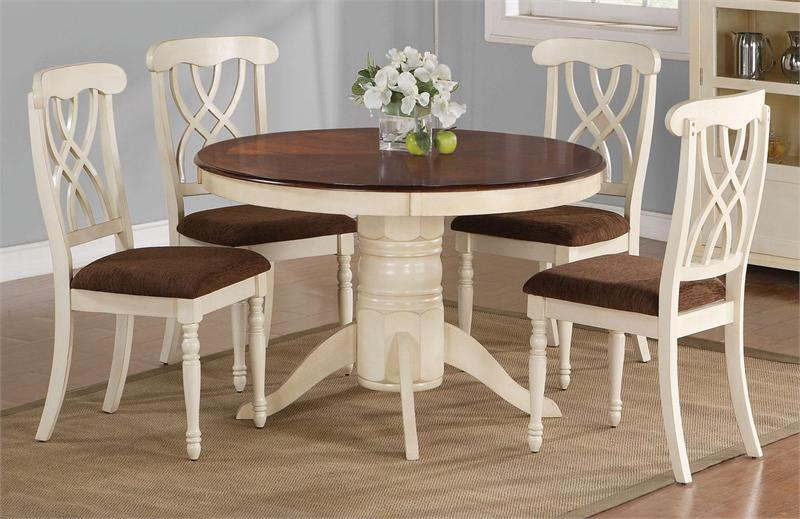 Amazing Kitchen Tables And Chairs Sets Husdiktk Round White Kitchen Table  Regarding round kitchen table - How To Benefit From Round Kitchen Table? - Darbylanefurniture.com