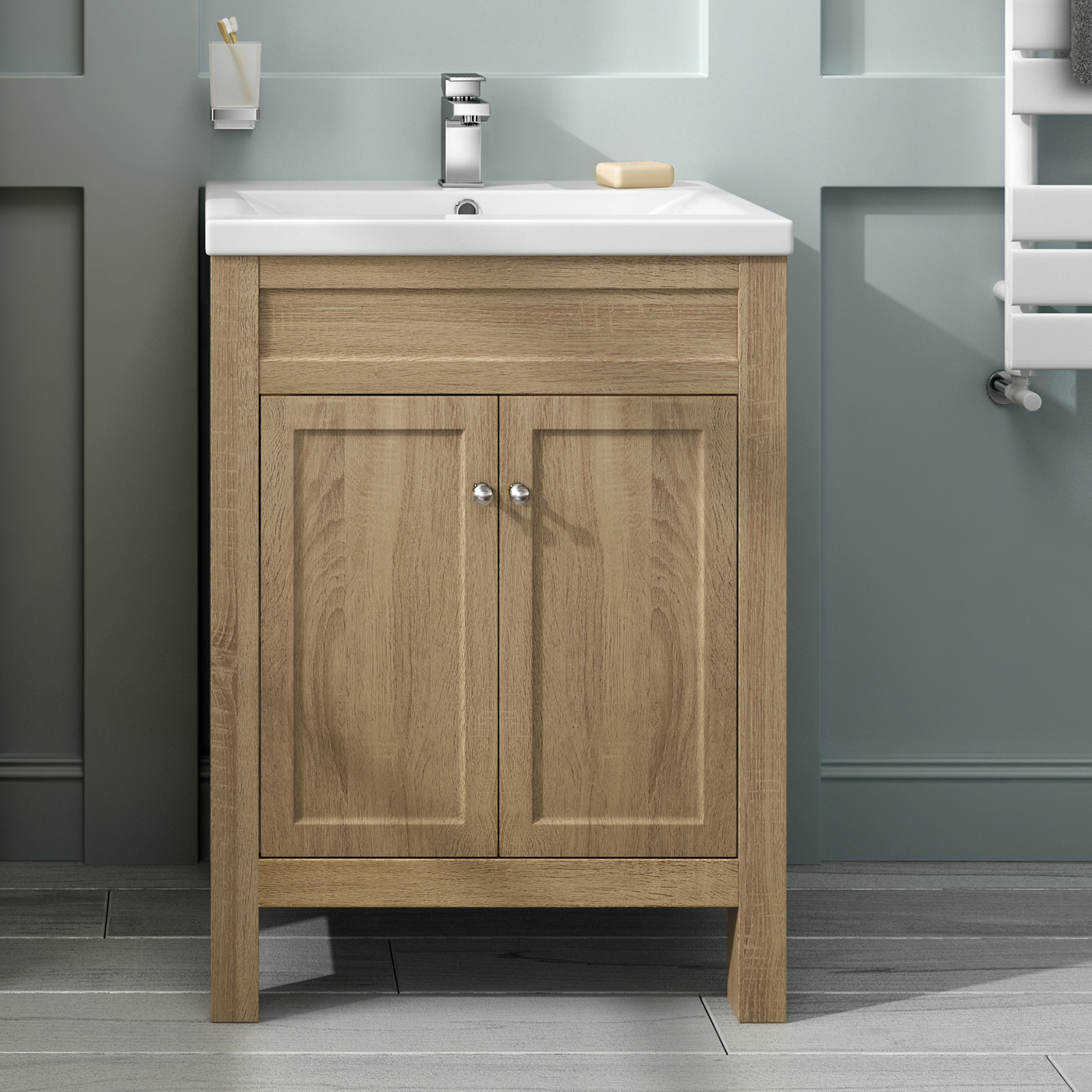 Amazing Melbourne Oak Bathroom Furniture Vanity Units Unit