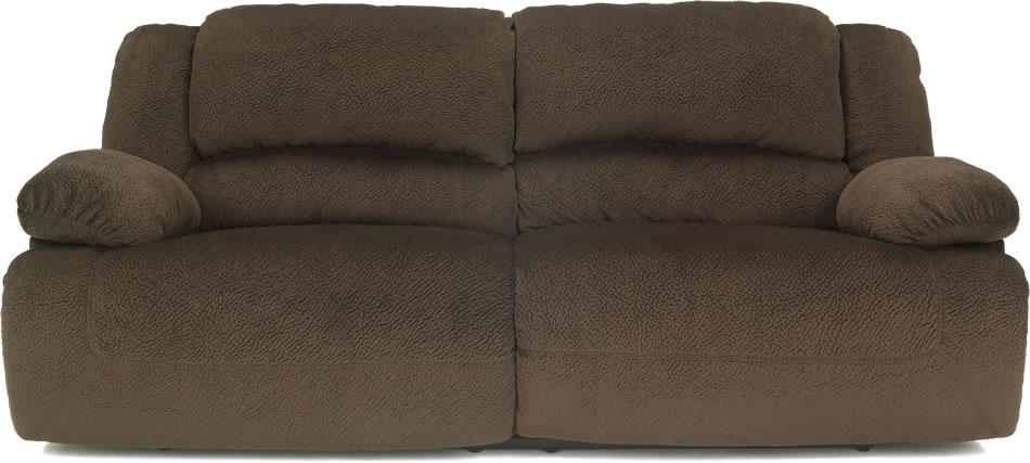 Amazing Microfiber 2 Seat Reclining Sofa ... reclining microfiber sofa