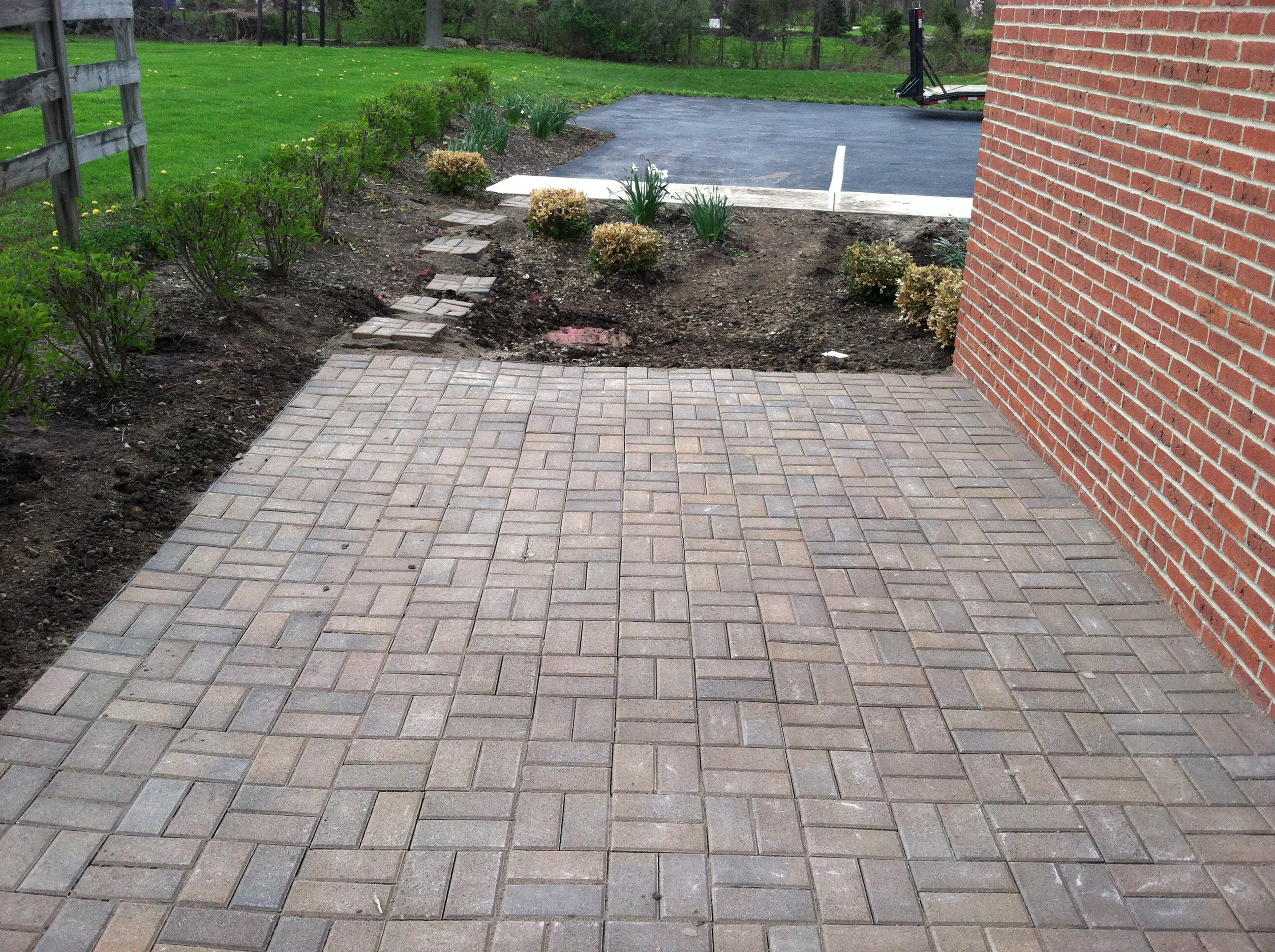 Amazing Paver Stone Patio patio paving stones