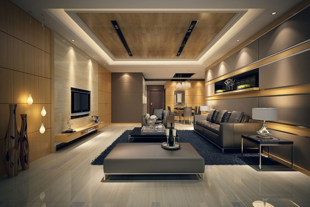 Modern Interior Design – Amazing Thing To Get Hold Of