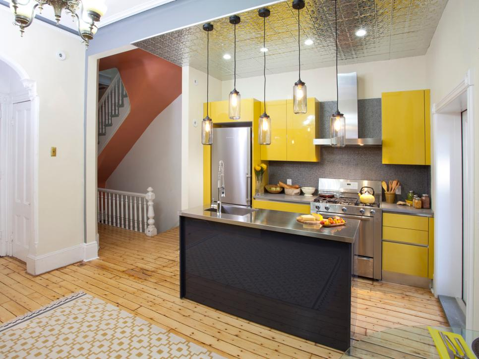 Amazing Pictures of Small Kitchen Design Ideas From HGTV | HGTV very small kitchen design ideas