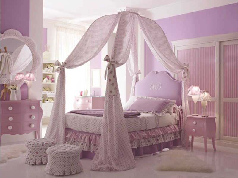 Amazing princess bedroom set with adorable details bedroom designs princess bedroom set
