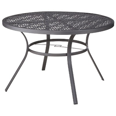 Amazing Product description page - Harper Metal Patio Furniture Collection -  Threshold™ metal patio table