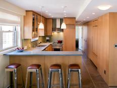 Amazing Small Kitchens: Storage and Design kitchen remodels for small kitchens