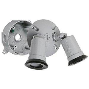 Amazing Taymac LT233S Traditional Outdoor Flood Light Kit, Gray outdoor flood light fixtures