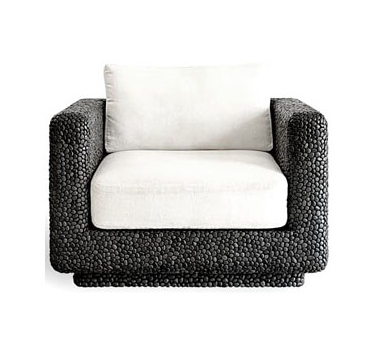 Amazing The Maluka collection of sofas and chairs from Los Angeles based Nusa small sofas and chairs