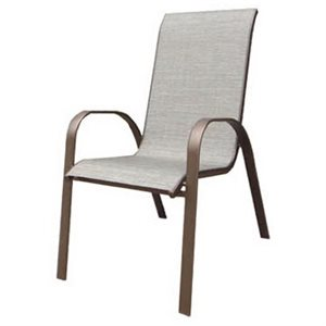 Amazing true value woodfield patio collection sling stacking chair customer stack sling patio chair