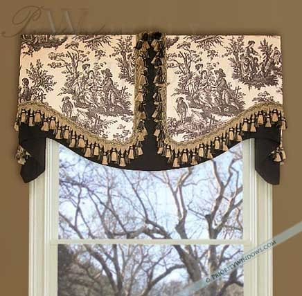 Amazing Unique Window Treatment Ideas | Board Mounted Valance | Window Treatment window valance ideas