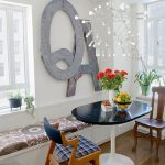 Feel Cozy and Spacious with Small Dining Room Ideas