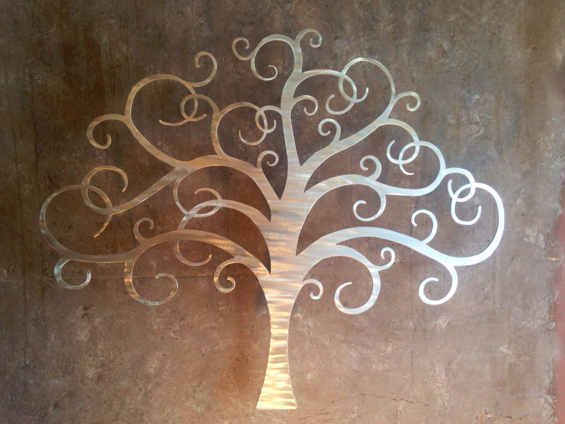 Wall Decor   Tree Art   Metal Art   Metal. 🔎