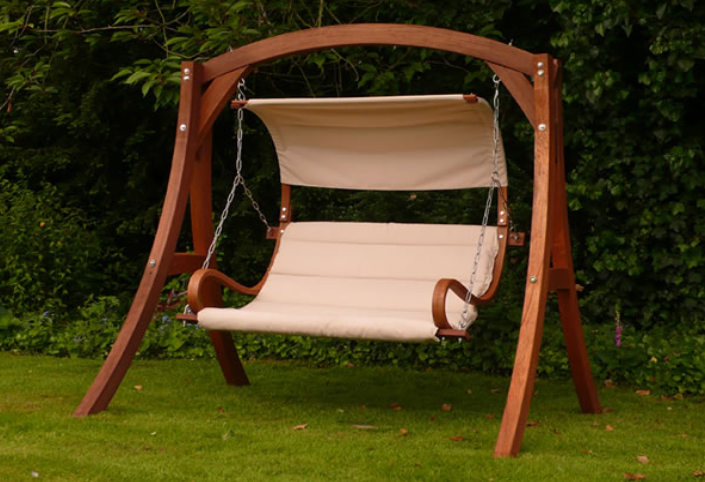 Superieur Amazing Wooden Garden Swing For Adults Wooden Garden Swings For Adults