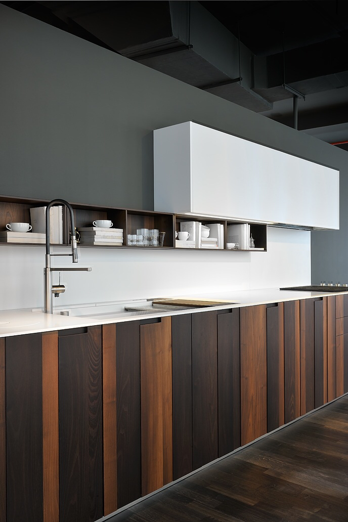 New Boffi April kitchen @ Boffi Dubai april kitchen ideas