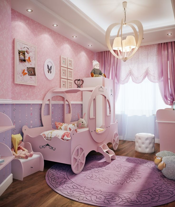 Awesome 10 Cute Ideas to Decorate a Toddler Girlu0027s Room - http://www. kids room ideas for girls