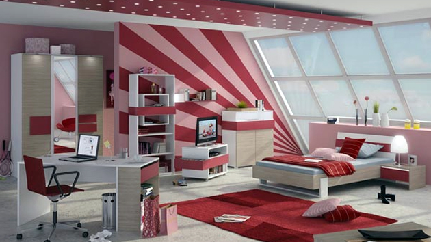 Awesome 15 Cool and Well-Expressed Teen Bedroom Collection | Home Design Lover cool teen bedrooms