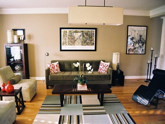 Enhance your family space with living room area rugs ...