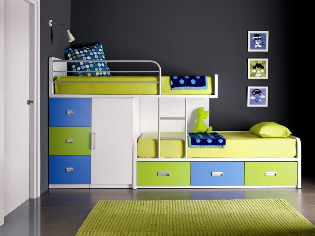 Awesome kids-bunk-beds-with-storage-6 KIDS BUNK BED WITH STORAGE kids bunk beds with storage