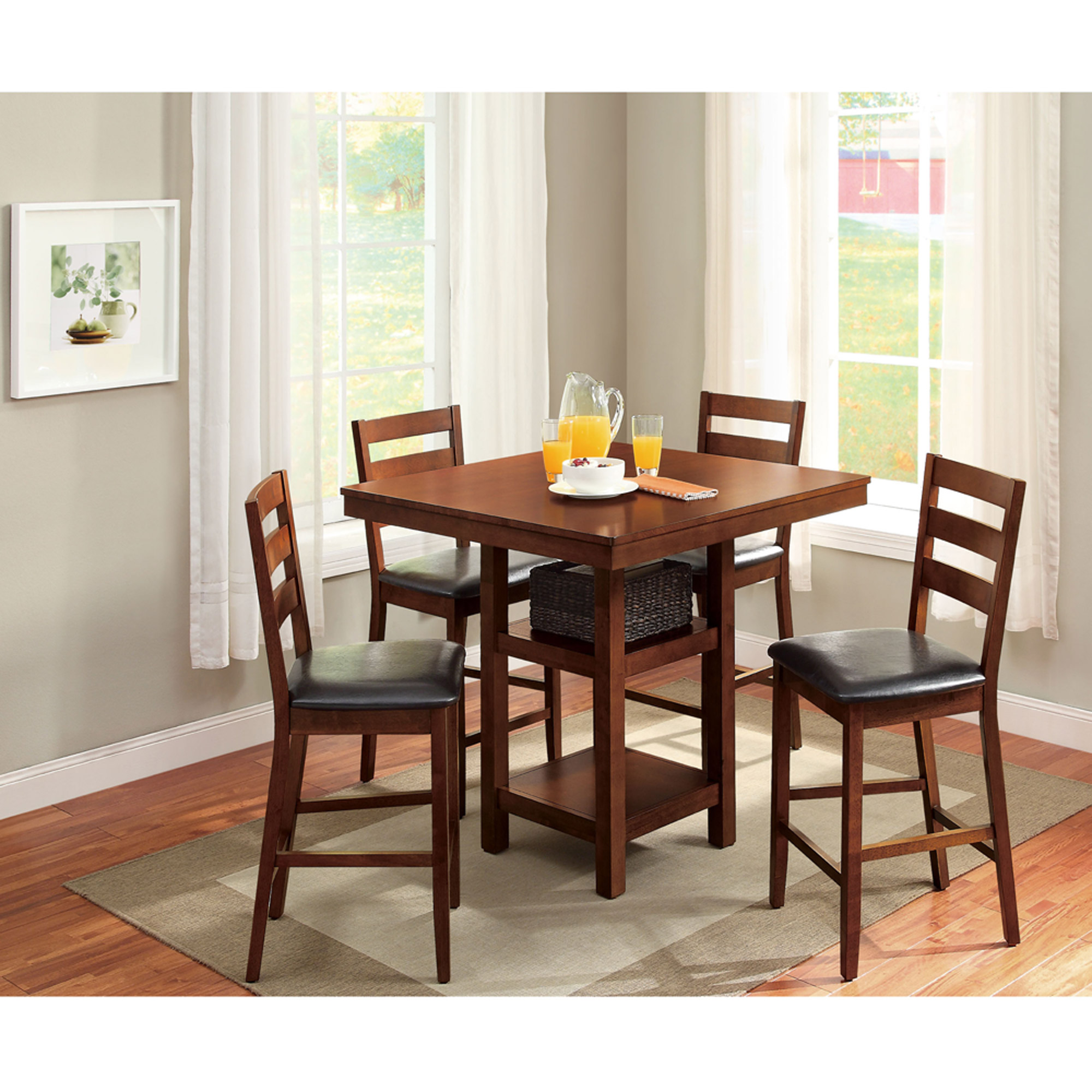 Awesome Kitchen u0026 Dining Furniture - Walmart.com dining room table and chairs