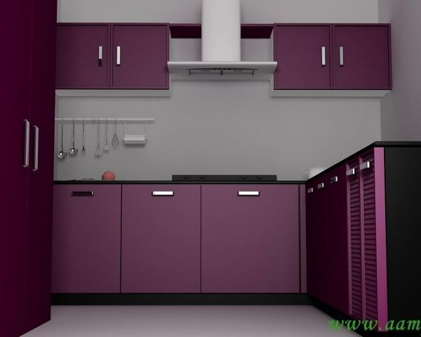 Time for a modern lifestyle with modular kitchen designs for Small modular kitchen