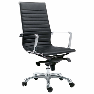 Awesome Omega High Back Office Chair modern desk chair