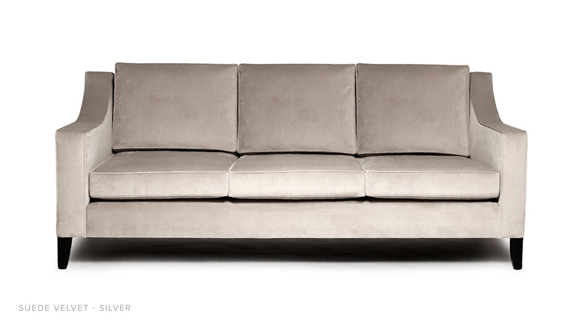 Awesome Plaza Luxury Velvet Sofa - LuxDeco.com luxury velvet sofas