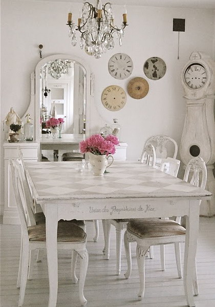 Awesome Shabby Chic Decorating Ideas vintage chic home decor