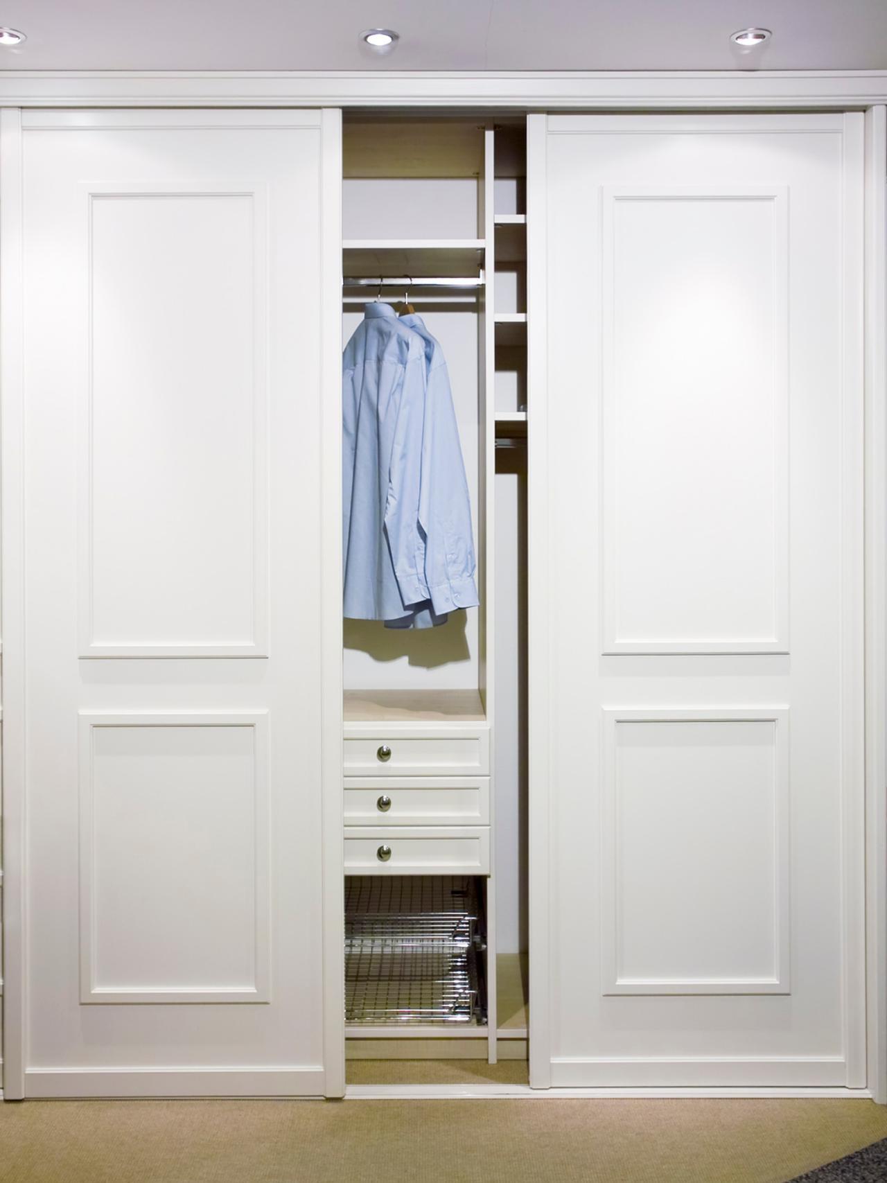Awesome Sliding Closet Doors: Design Ideas and Options closet sliding doors