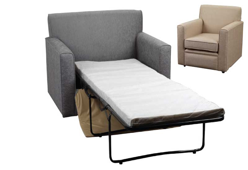 Sofa Bed Chairs Awesome Single Sofa Sleeper Bed Dimensions