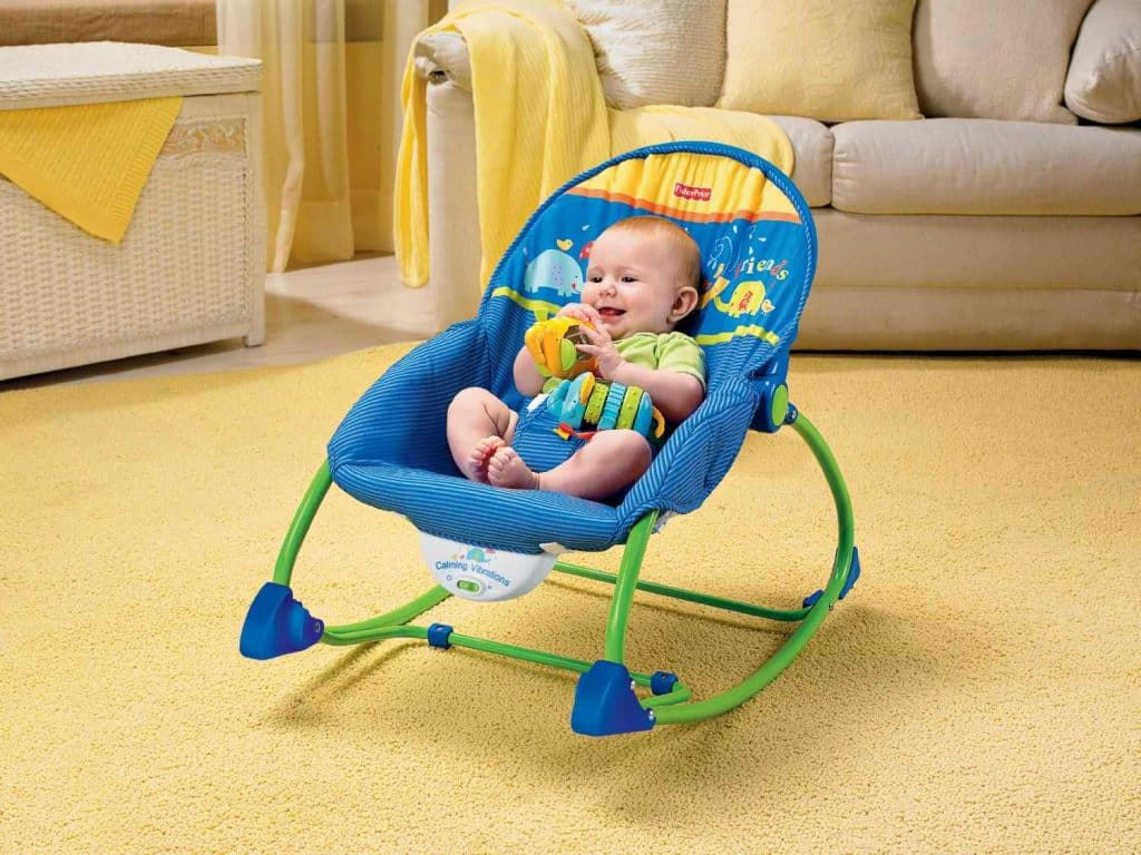 Awesome Top 5 Best Baby Rocker Chairs | 2017 Reviews baby rocking chair
