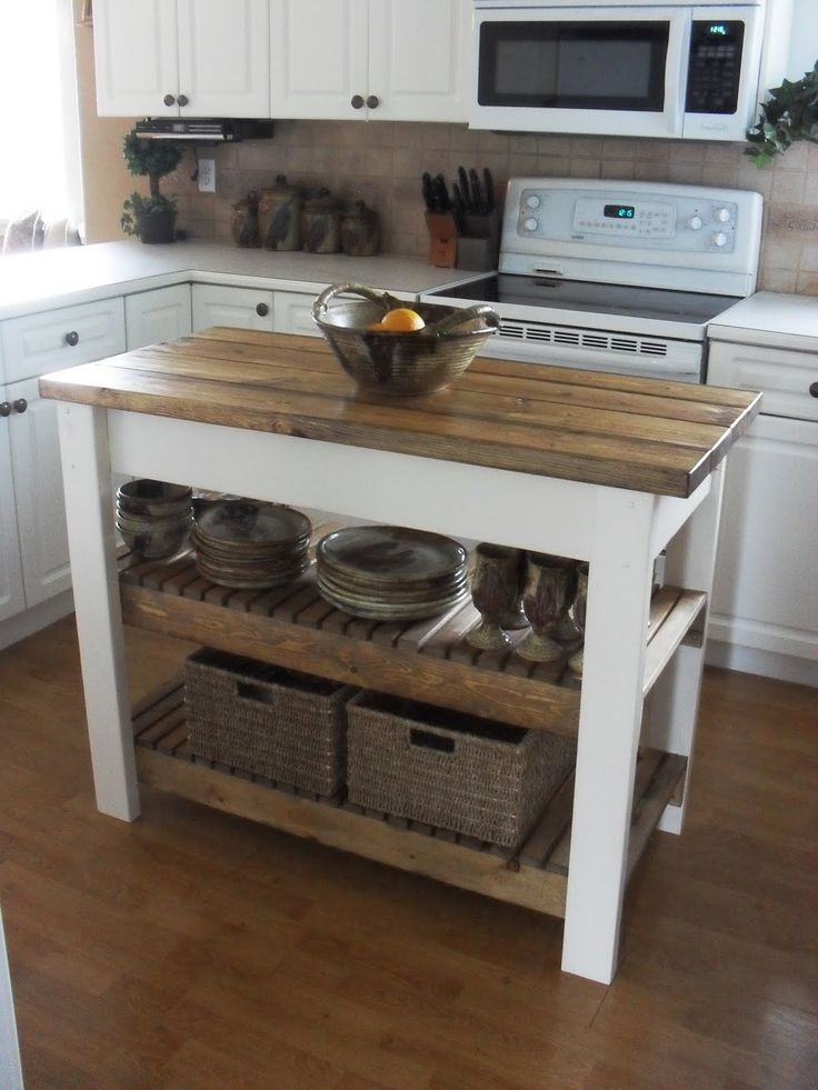 Beautiful 15 Do it Yourself Hacks and Clever Ideas To Upgrade Your Kitchen 10 kitchen island designs for small kitchens